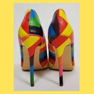 Pop/Mod heels